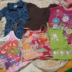 Other - Lot of summer tops 3t